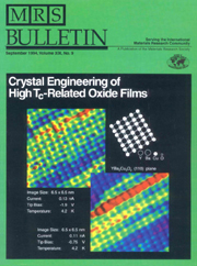 MRS Bulletin Volume 19 - Issue 9 -