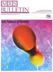 MRS Bulletin Volume 20 - Issue 12 -