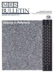 MRS Bulletin Volume 20 - Issue 9 -