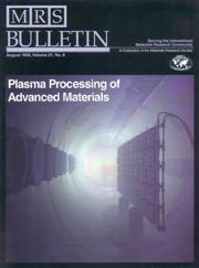 MRS Bulletin Volume 21 - Issue 8 -
