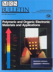 MRS Bulletin Volume 22 - Issue 6 -