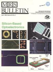 MRS Bulletin Volume 23 - Issue 4 -
