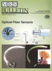MRS Bulletin Volume 27 - Issue 5 -  Optical-Fiber Sensors