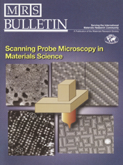 MRS Bulletin Volume 29 - Issue 7 -  Scanning Probe Microscopy in Materials Science