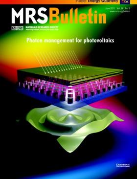 MRS Bulletin Volume 36 - Issue 6 -  Photon management for photovoltaics