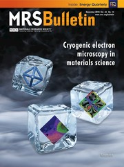 MRS Bulletin Volume 44 - Issue 12 -  Cryogenic Electron Microscopy in Materials Science