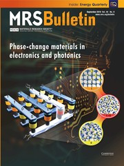 MRS Bulletin Volume 44 - Issue 9 -  Phase-Change Materials in Electronics and Photonics