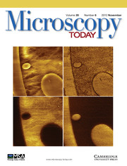 Microscopy Today Volume 20 - Issue 6 -