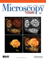 Microscopy Today Volume 21 - Issue 4 -