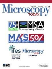 Microscopy Today Volume 25 - Issue 4 -