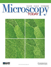 Microscopy Today Volume 26 - Issue 6 -