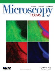 Microscopy Today Volume 27 - Issue 2 -