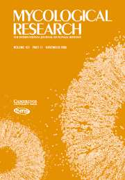 Mycological Research Volume 107 - Issue 11 -