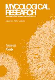 Mycological Research Volume 107 - Issue 6 -