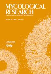 Mycological Research Volume 107 - Issue 7 -