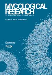 Mycological Research Volume 108 - Issue 2 -