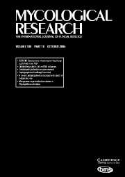 Mycological Research Volume 109 - Issue 10 -
