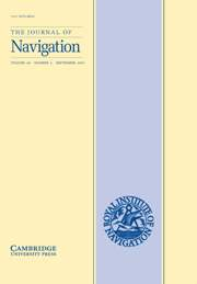 The Journal of Navigation Volume 60 - Issue 3 -