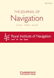 The Journal of Navigation Volume 61 - Issue 2 -
