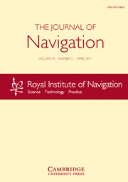 The Journal of Navigation Volume 64 - Issue 2 -