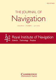 The Journal of Navigation Volume 65 - Issue 3 -
