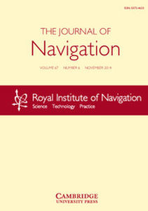 The Journal of Navigation Volume 67 - Issue 6 -