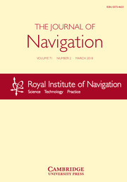 The Journal of Navigation Volume 71 - Issue 2 -