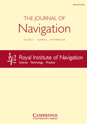 The Journal of Navigation Volume 71 - Issue 5 -