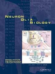 Neuron Glia Biology Volume 1 - Issue 3 -