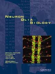 Neuron Glia Biology Volume 3 - Issue 1 -