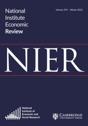 National Institute Economic Review