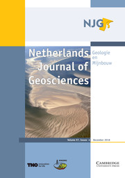 Netherlands Journal of Geosciences Volume 97 - Issue 4 -