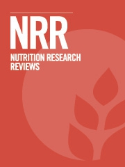Nutrition Research Reviews Volume 24 - Issue 2 -