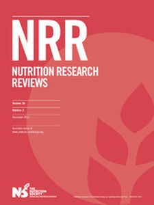 Nutrition Research Reviews Volume 26 - Issue 2 -