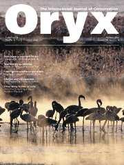 Oryx Volume 37 - Issue 4 -