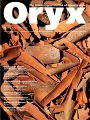 Oryx Volume 42 - Issue 2 -
