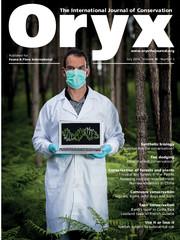 Oryx Volume 48 - Issue 3 -