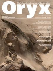 Oryx Volume 49 - Issue 4 -