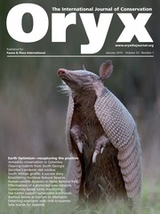 Oryx Volume 53 - Issue 1 -