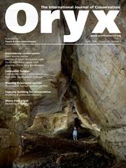 Oryx Volume 53 - Issue 2 -
