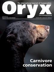 Oryx Volume 53 - Issue 4 -