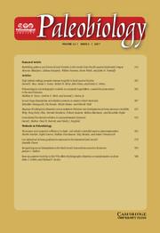 Paleobiology Volume 43 - Issue 3 -
