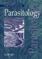 Parasitology Volume 129 - Issue 2 -