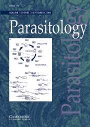 Parasitology Volume 129 - Issue 3 -