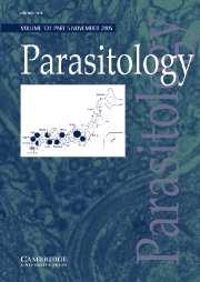 Parasitology Volume 131 - Issue 5 -