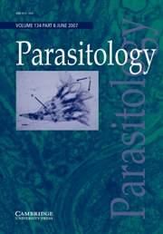 Parasitology Volume 134 - Issue 6 -