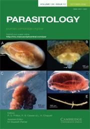 Parasitology Volume 135 - Issue 12 -