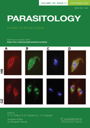 Parasitology Volume 136 - Issue 11 -