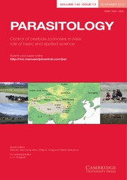 Parasitology Volume 140 - Issue 13 -  Control of cestode zoonoses in Asia: role of basic and applied science