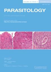 Parasitology Volume 140 - Issue 14 -